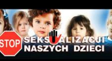 """Raport Ordo Iuris dotyczący akcji """"Chrońmy dzieci"""""""