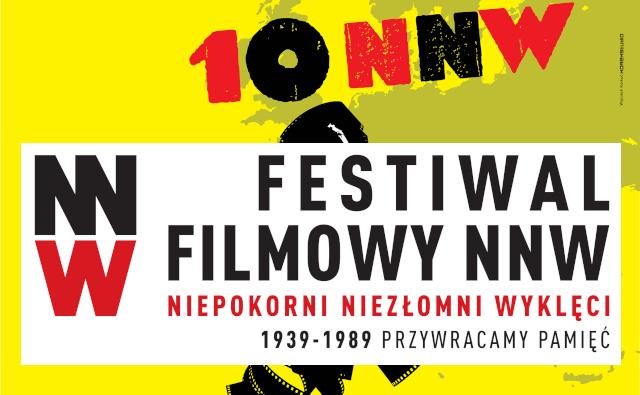 X Festiwal Filmowy Niepokorni Niezłomni Wyklęci