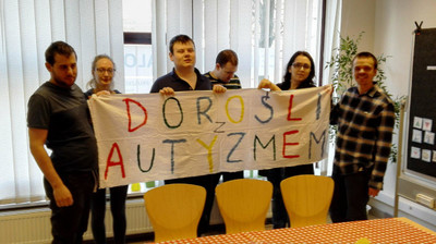 Dać osobom z autyzmem możliwość odnalezienia się w społeczeństwie
