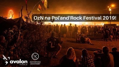 OzN na Pol'and'Rock Festival 2019!