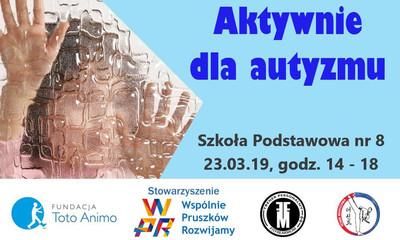 Pomóżmy osobom autystycznym z Pruszkowa