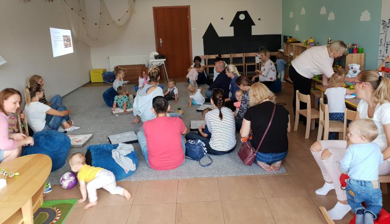 Integracja i edukacja rodzin w Pruszczu Gdańskim