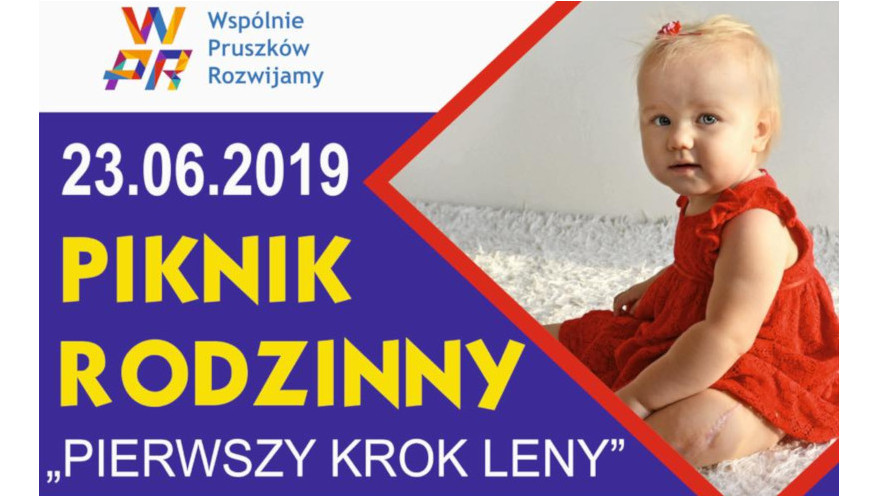 Społecznicy z Pruszkowa pomagają małej Lenie
