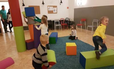 Oratorium św. Jana Bosko – miejsce przyjazne dzieciom i rodzinom