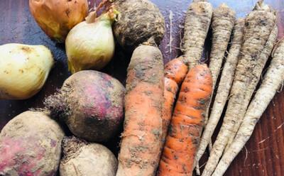 Mieszkańcy zorganizowali sprzedaż bezpośrednią żywności ekologicznej