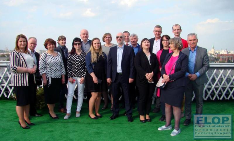 Współdziałanie wzmacnia lubelskie organizacje pozarządowe