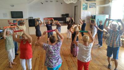 Aktywizacja seniorów i opieka nad nimi