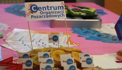 Centrum Organizacji Pozarządowych pomaga zakładać, prowadzić i rozwijać NGO's