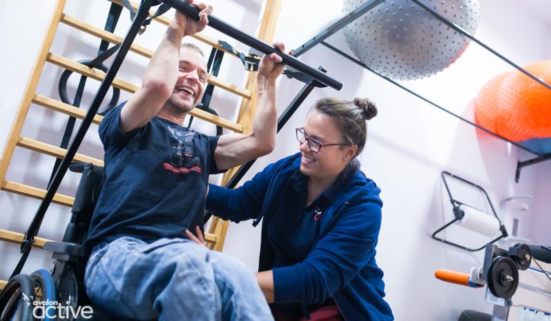 Bezpłatna rehabilitacja dla osób niepełnosprawnych