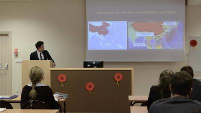 Upowszechnianie wiedzy z zakresu geopolityki