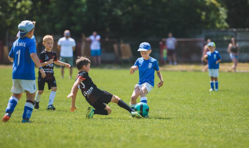 Zaszczepiają w dzieciach zamiłowanie do sportu i aktywności fizycznej