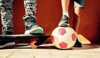 Sportowcy wspierają aktywizację sportową dzieci