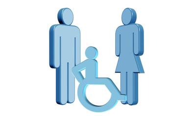 Usuwają bariery, z którymi stykają się osoby niepełnosprawne