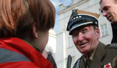 Studenci dbają o zachowanie pamięci o Żołnierzach Wyklętych