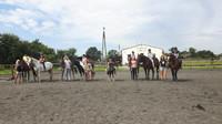 Prowadzą hipoterapię dla niepełnosprawnych i ratują stare konie