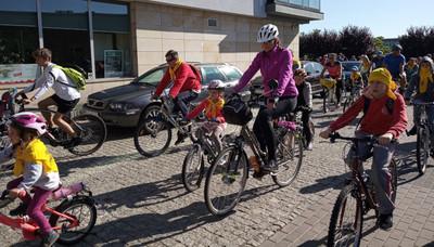 Dbają o rozwój ruchu rowerowego i rowerowej infrastruktury w Chrzanowie