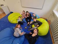 Prowadzą Placówki Wsparcia Dziennego dla dzieci z gminy Klucze