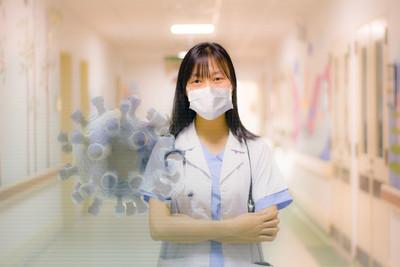 Na czas pandemii zamienili działania społeczne na pomoc szpitalom.