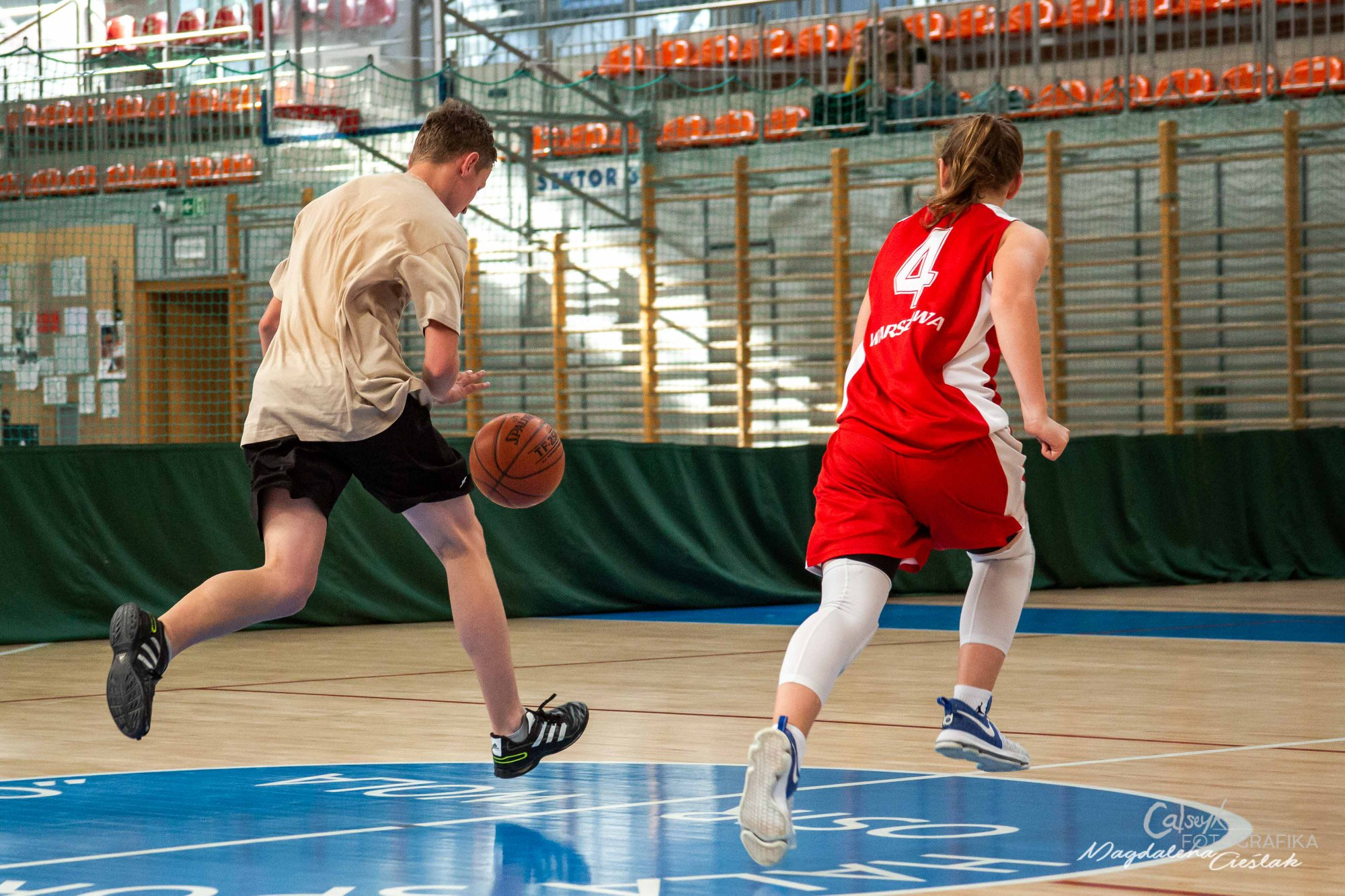 Gdy kończysz karierę sportową, wcale nie musisz przestać zajmować się sportem.