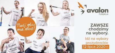 Osoby z niepełnosprawnościami namawiają do głosowania - II tura