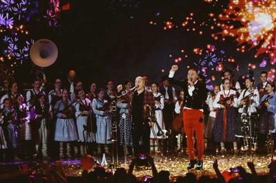 Fundacja Braci Golec z miłości do muzyki i tradycji.