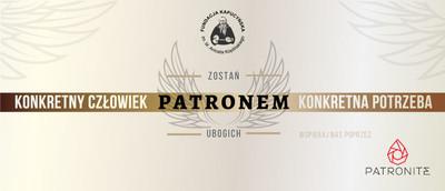 Zostań patronem ubogich - Fundacja Kapucyńska im. Aniceta Koplińskiego