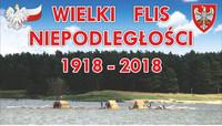 Wielki Flis Niepodległości 1918 - 2018